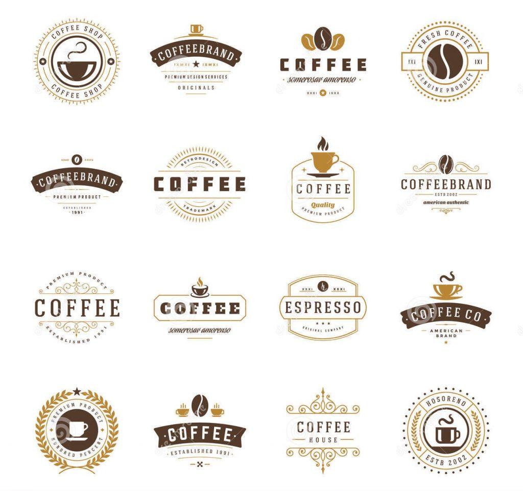 Website lấy ý tưởng logo